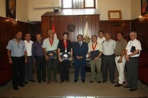 Creación de carrera de Geografía de la Universidad Nacional de Trujillo