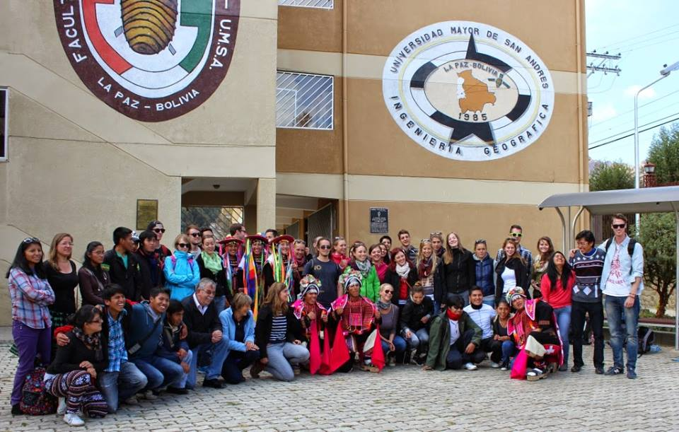 Encuentro de geografos de america latina