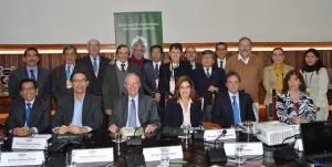Participación en IV Diálogo presidencial FEN 2017: Agua, gestión de riesgos y reconstrucción
