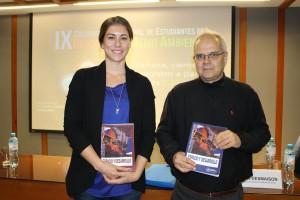 Presentan edición N° 29/2017 de Revista espacio y Desarrollo en el IX Coloquio Internacional de Estudiantes Geografía y Medio Ambiente