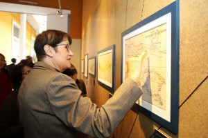 """Inauguración de muestra cartográfica itinerante """"Contornos del Agua: Cartografía del Agua en el Perú, siglos XVI-XXI"""""""